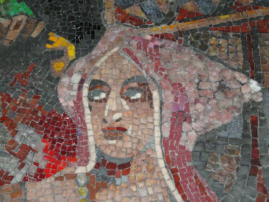 Mozaiquepromenade - Piscine mosaique verte avignon ...