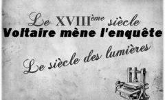 Lenormand, Fréderic «Série Voltaire mène l'enquête»